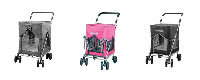how to make a dog trolley