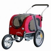Doggyhut Jogging Stroller and Bicycle Trailer