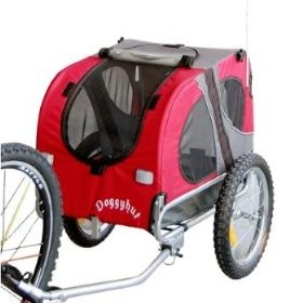 Doggyhut Bicycle Trailer