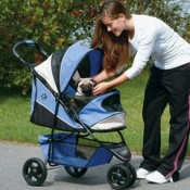 Dog Strollers - jogging strollers, dog pushchairs to jog with