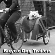 Bicycle Dog Trailers