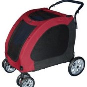Pet Gear Expedition Extra Large Pet Stroller