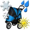 Dog Strollers: The all year round and all weather protection for your dog