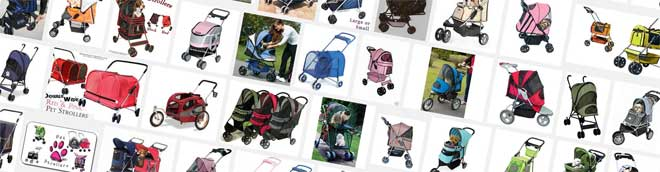 Buying a Pet Stroller on the Internet